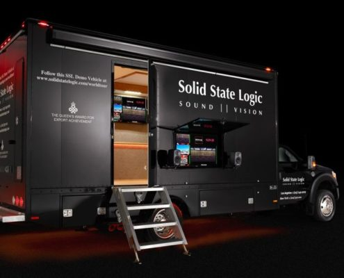 Mobile Production Truck