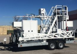 Specialty Trailer - Tower Trailer
