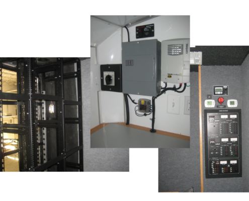 Rack Ready Production Truck