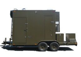 Specialty Military Trailer