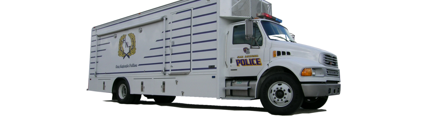 Specialty Vehicle - Armored Vehicle