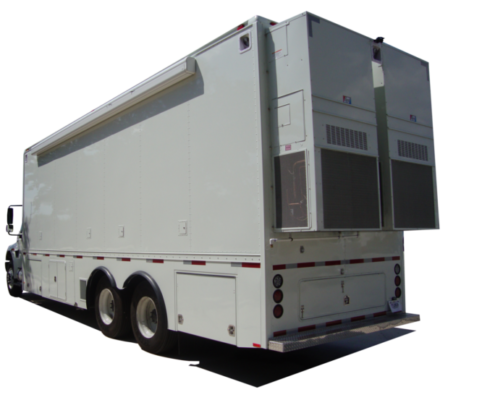 Mobile Production Vehicle