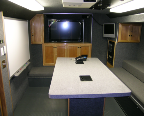 Mobile Command Bus