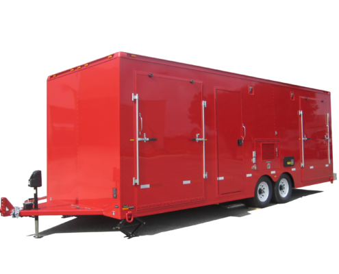 Specialty Vehicle - Decontamination Trailer