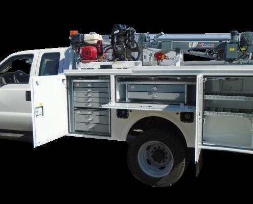 Service Truck Body