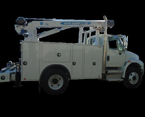 Truck Body - Crane