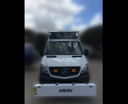 Specialty Vehicle - Road analyzer