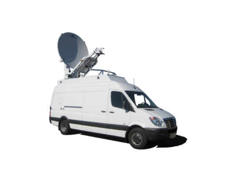 News Gathering Vehicle