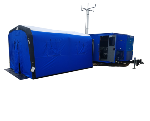 Air Transportable Trailer