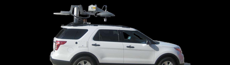 SUV up-link vehicle