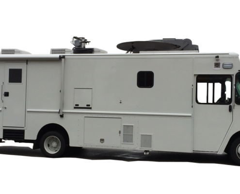 Mobile Command Van
