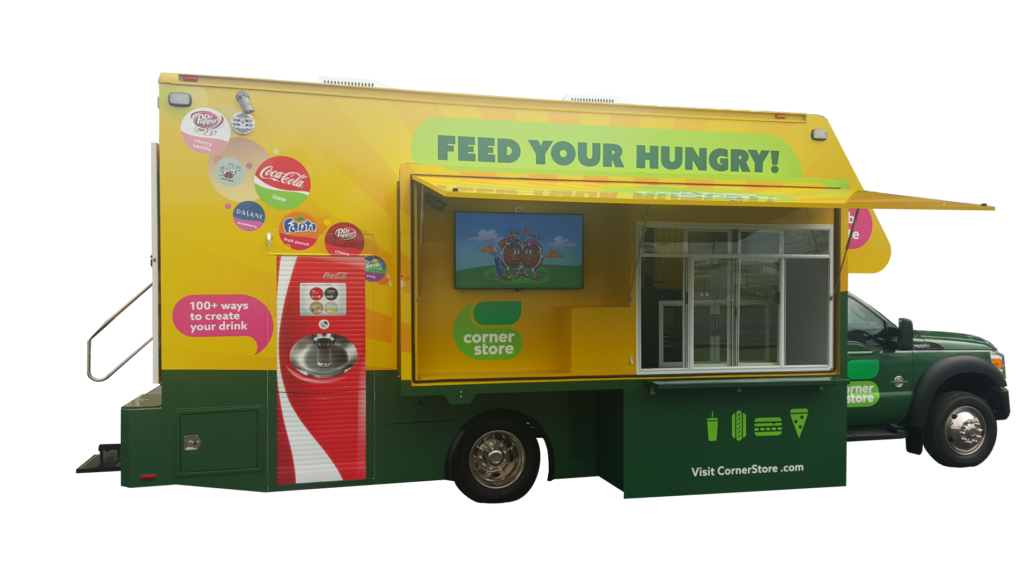 Pa System For Food Truck