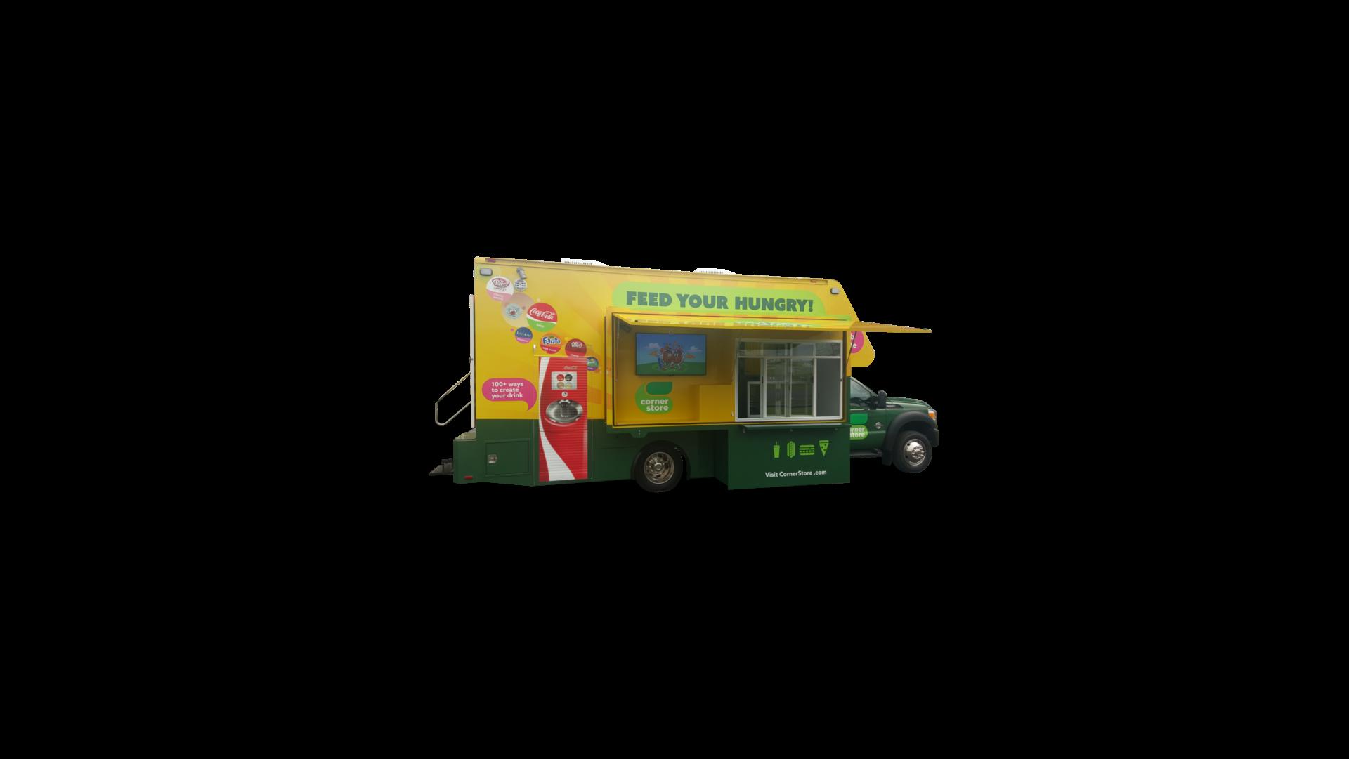 Food Truck Corner Store Rolltechs Specialty Vehicles