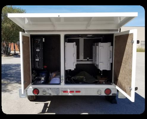 Verizon - Cellular Repeater On Wheels (CROW)