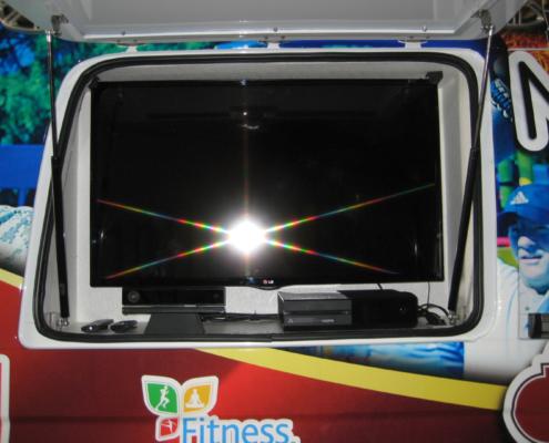 Specialty Vehicle - Fitness Van