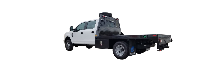 Truck body flatbed