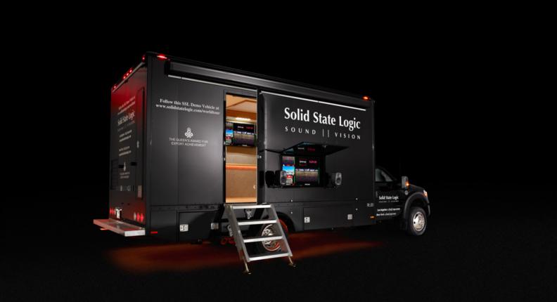 Broadcast Media Vehicle