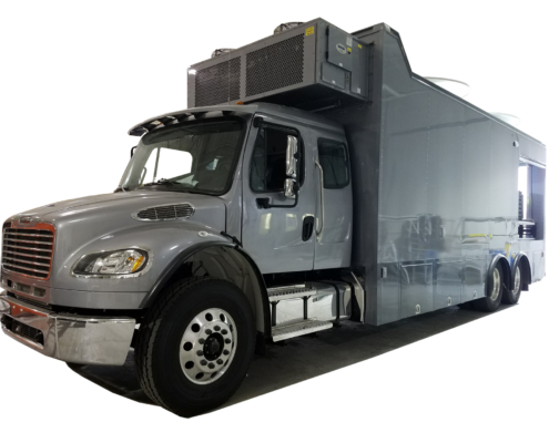 Up-link truck