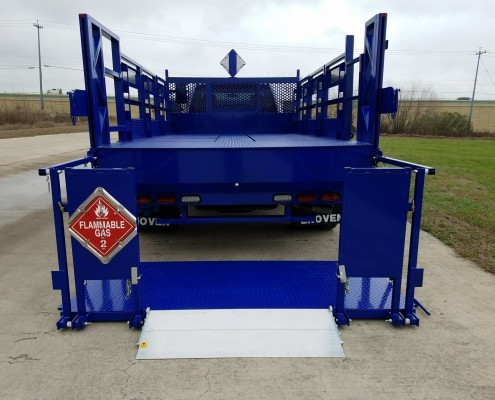 Truck body - Flatbed