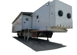 Broadcast Production Trailer