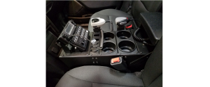 Police Interceptor - Center Console