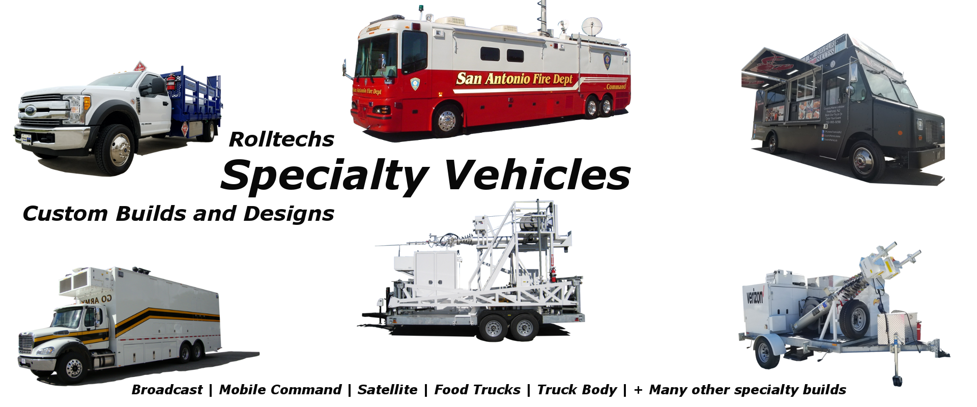 Rolltechs Specialty Vehicles - Homepage