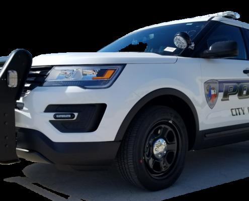 Police Interceptor - Encinal