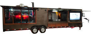 Food Trailer - River Ranch BBQ
