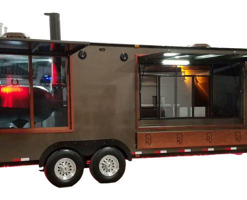 Food Trailer - River Ranch BBQ