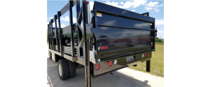 Bexar County - Flatbed