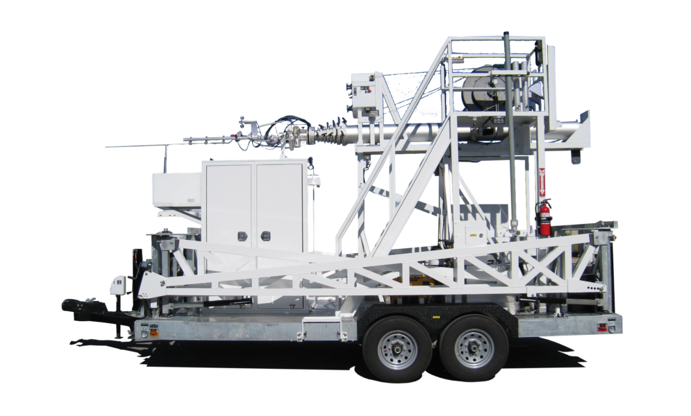 Mobile Tower Trailer